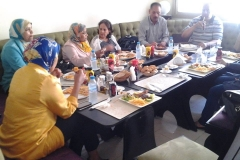 Table ronde avec les associations partenaires du CSSF
