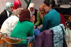 Visite des bénéficiaires au SIEL