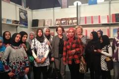 Visite-SIEL_bénéficiaires-El-Jedida_Mme-Senhadji_membre-du-CSSF_Mme-El-Yazami_Avril-2013